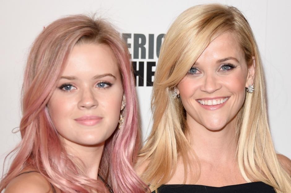 Reese Witherspoon y su hija Ava Phillippe tienen un gran parecido. (Foto: Pulzo.com)