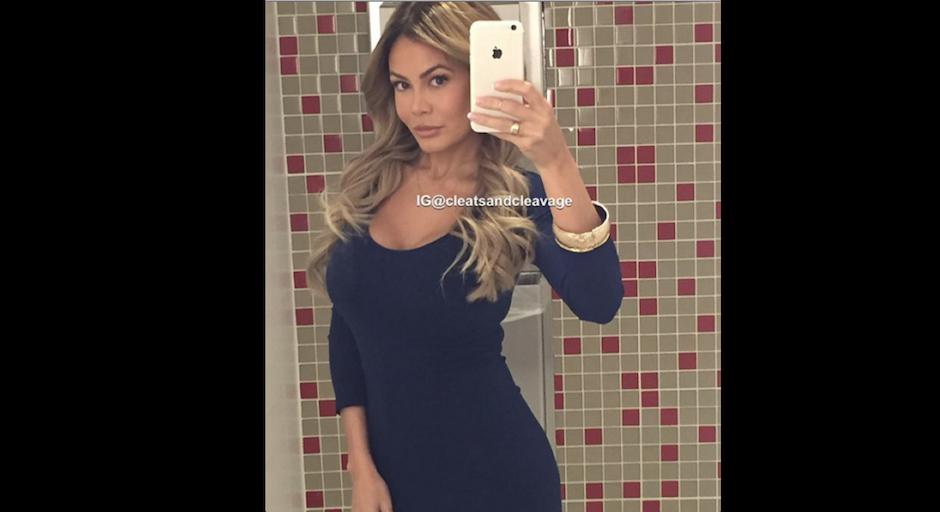 Ava Fiore, la analista deportiva que se desnuda en cada resumen. (Foto: Ava Fiore)