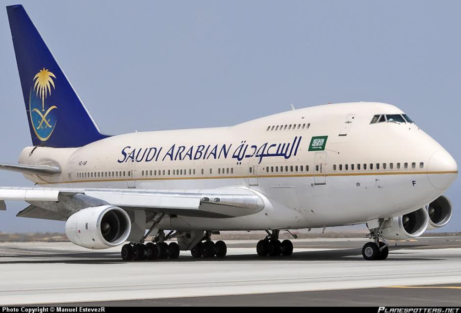 El incidente tuvo lugar durante un vuelo de Arabia Airlines. (Foto: spacewatchme.com)