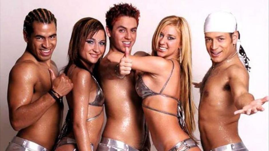 Axe Bahía fue una agrupación musical brasileña. (Foto: laprensa.hn)