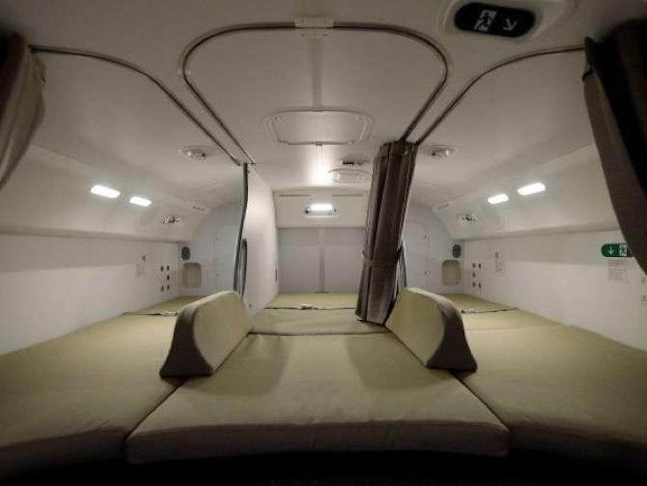 Los espacios para los pilotos son privilegiados. (Foto: The Chive)
