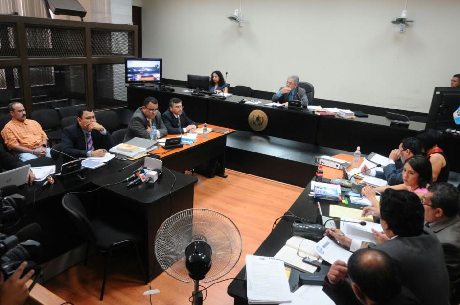 A Edgar Barquín se le sindica del delito de Tráfico de Influencias.  (Foto: Alejandro Balán/Soy502)