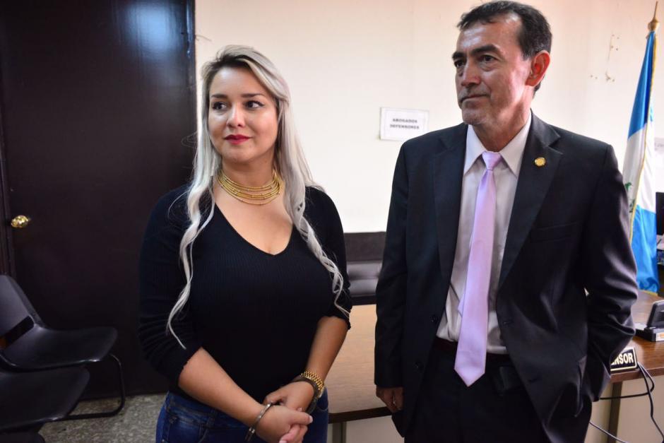 """Cynthia Cardona reveló que se casó con alias """"El Fantasma"""" en prisión, pero evitó dar detalles. (Foto: Jesús Alfonso/Soy502)"""