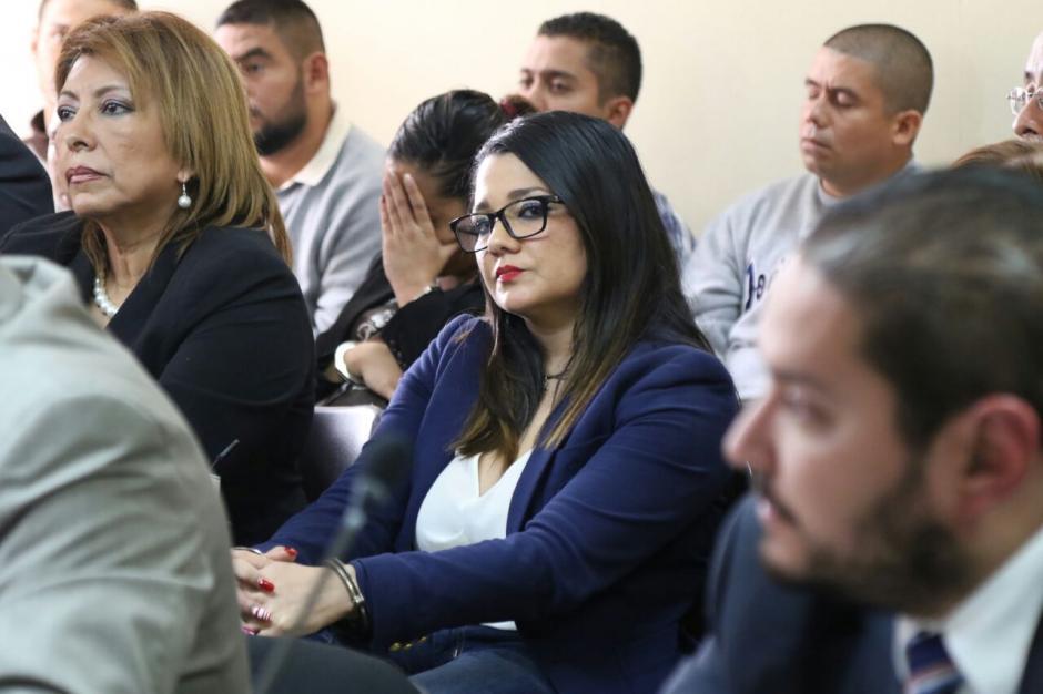 La audiencia de primera declaración duró tres días. (Foto: Alejandro Balán/Soy502)