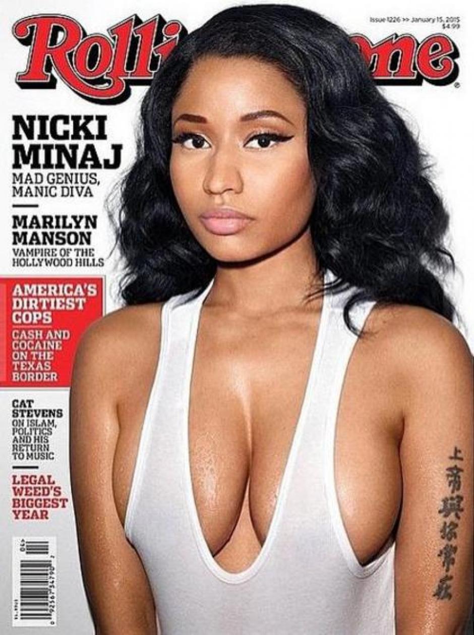 Minaj ha participado en distintas portadas. (Foto: Google)
