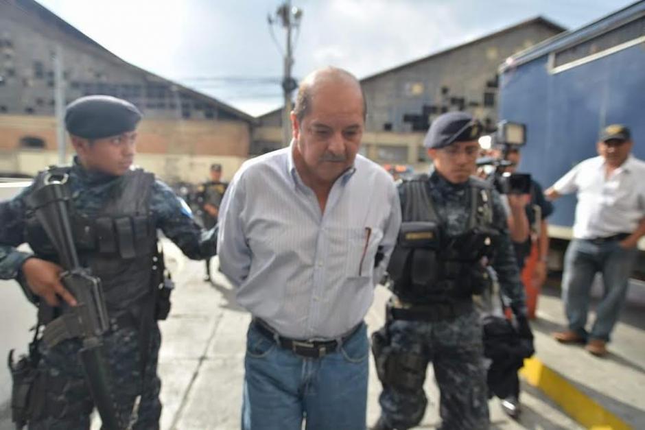 Al exfuncionario se le vincula en un caso de Plazas Fantasmas. (Foto: Wilder López/Soy502)