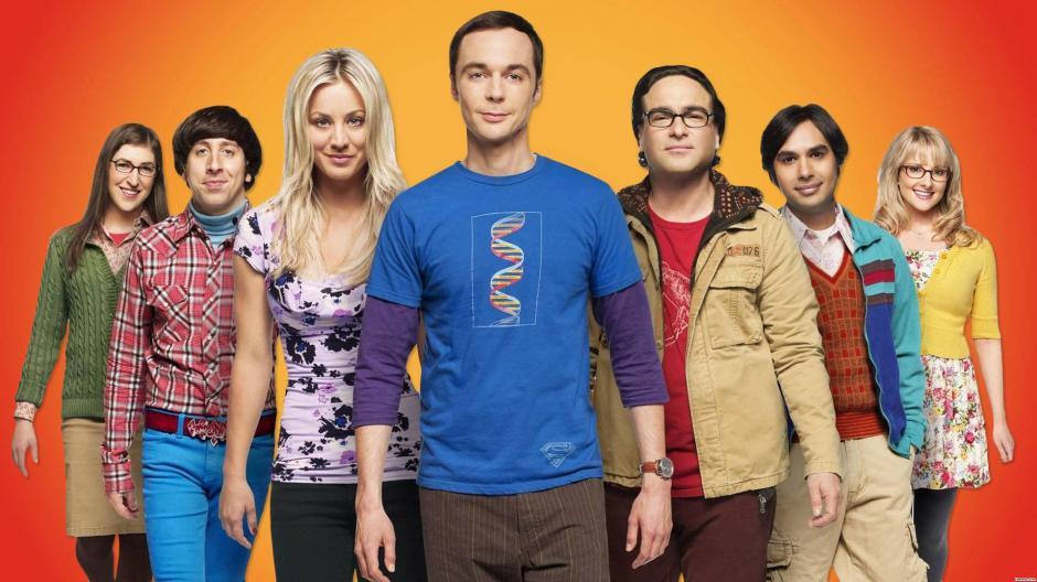 """La comedia """"The Big Bang Theory"""", cuenta con más de 4.4 millones de descargas ilegales. (Foto:blogs.okdiario.com)"""