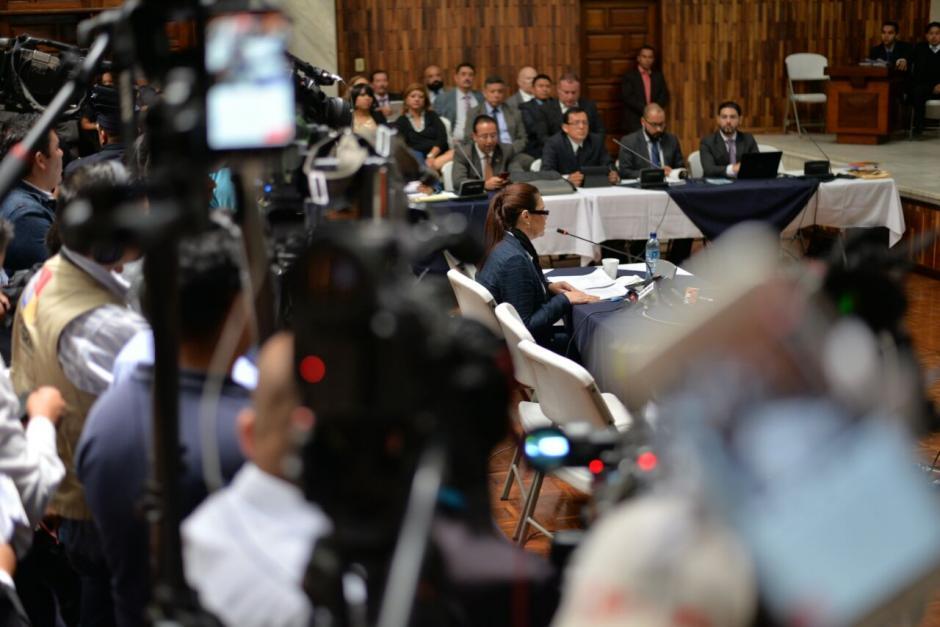 Acusó a Juan Carlos Monzón de utilizar su nombre. (Foto: Wilder López/Soy502)