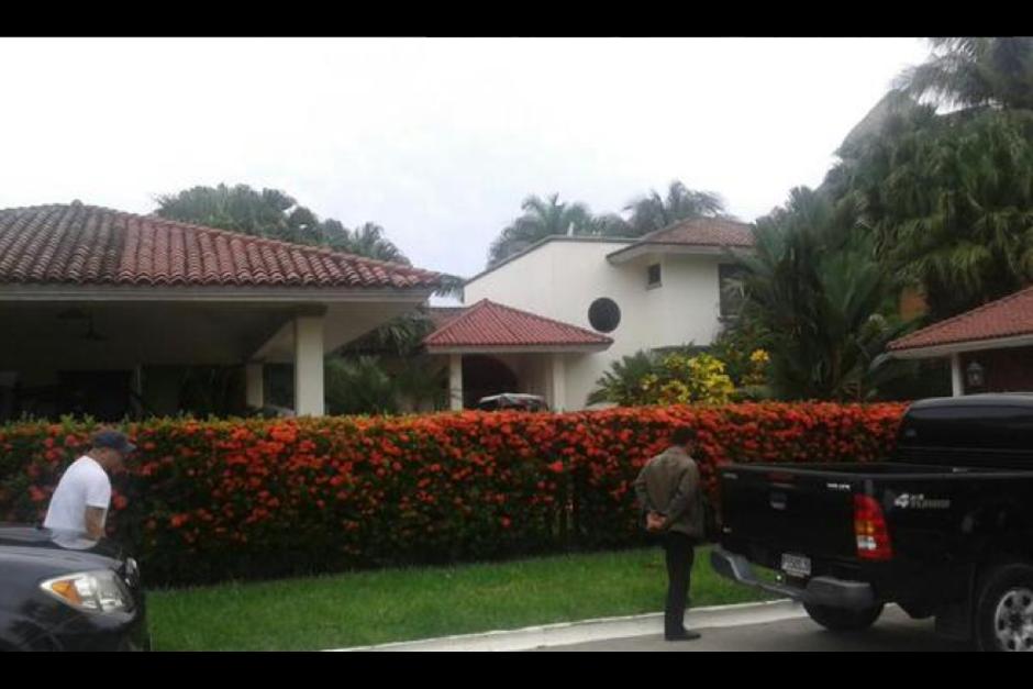 Otra casa en Juan Gaviota en Marina del Sur, embargada por Baldetti. (Foto: Archivo/Soy502)