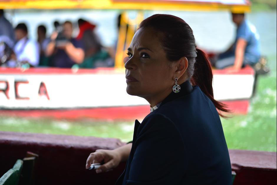 Nuevo caso de corrupci n contra exvicepresidenta roxana baldetti soy502 - Casos de corrupcion de podemos ...