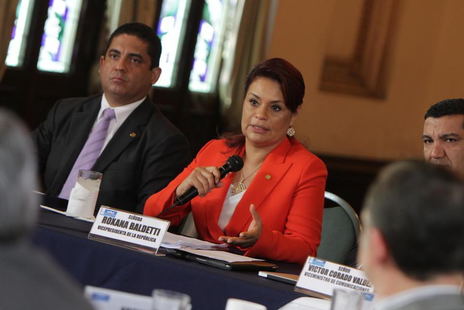 Juan Carlos Monzón es uno de los colaboradores eficaces y fue la mano derecha de Baldetti en la vicepresidencia. (Foto: Archivo/Soy502)