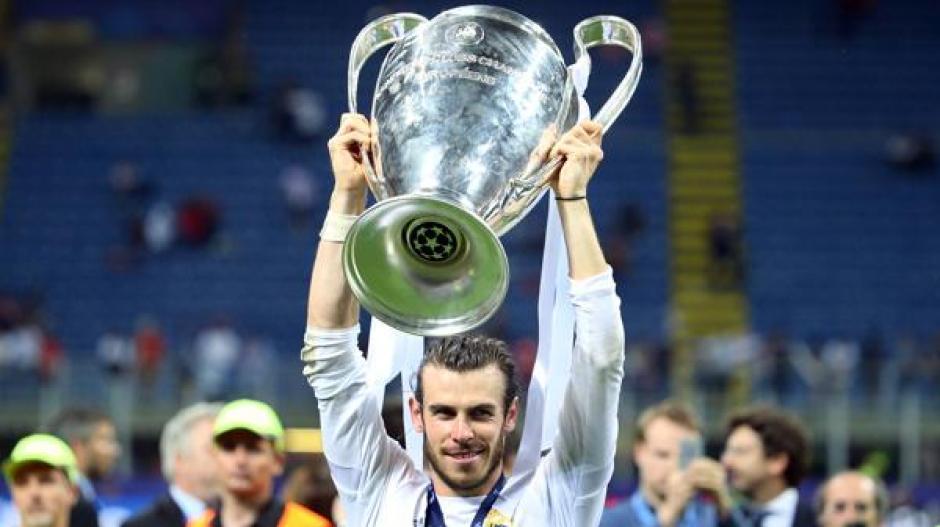 Bale ha ganado con el Real Madrid dos Champions, una Copa del Rey, dos Supercopa de Europa y un Mundial de Clubes. (Foto: Infobae)
