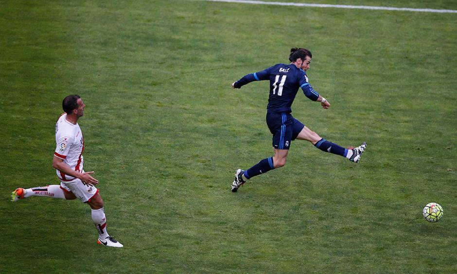 Bale anotó ante las ausencias de Benzema y Cristiano Ronaldo. (Foto: am.com.mx)