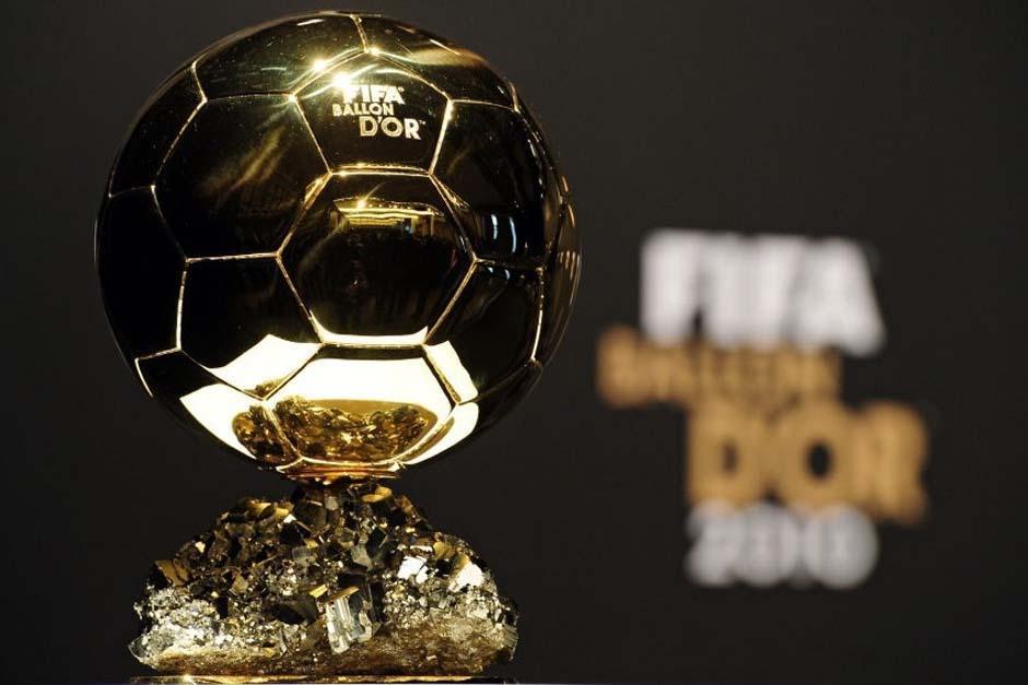 La mecánica del Balón de Oro cambió y ahora serán 30 los jugadores que llegarán hasta la última instancia
