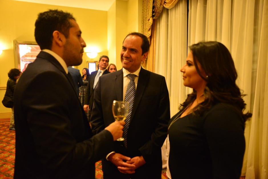 El abogado Alejandro Balsells presentó su propuesta para dirigir el CANG. (Foto: Jesús Alfonso/Soy502)