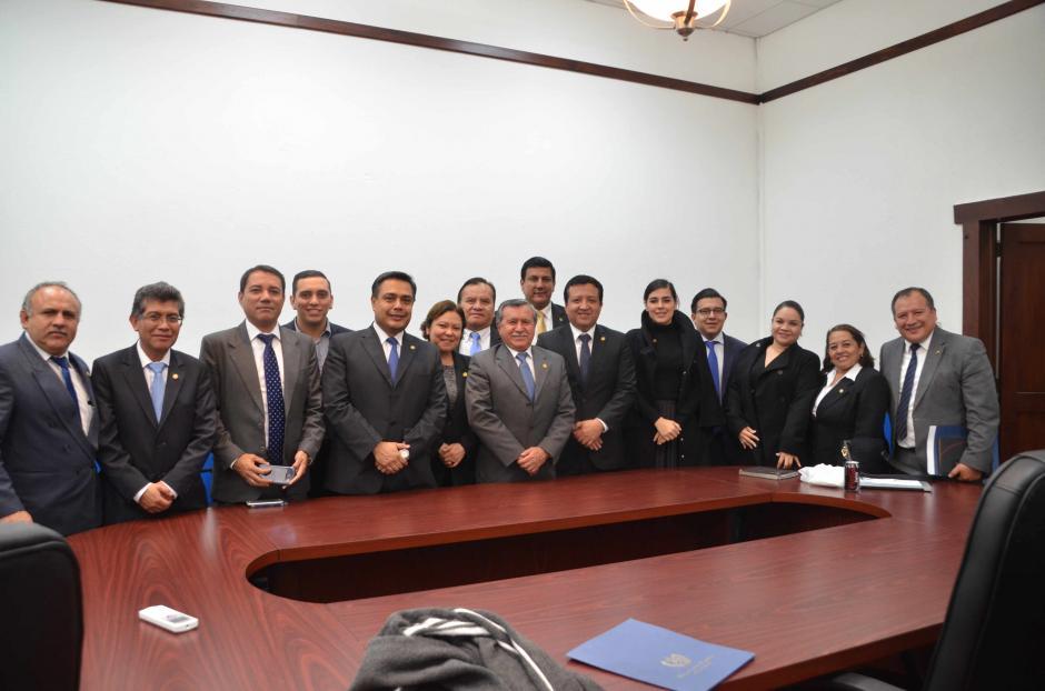 Ocho diputados de FCN enfrentan procesos de antejuicio por supuestas presiones a la Gobernadora de Alta Verapaz, Estela Ventura. (Foto: Archivo/Soy502)