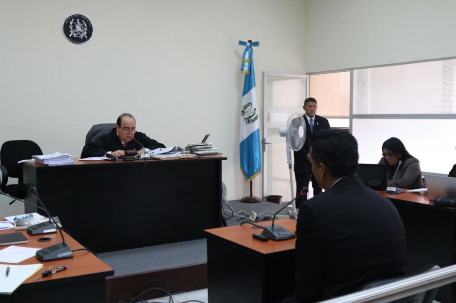 Los implicados están acusados de lavado de dinero. (Foto: Alejandro Balán/Soy502)