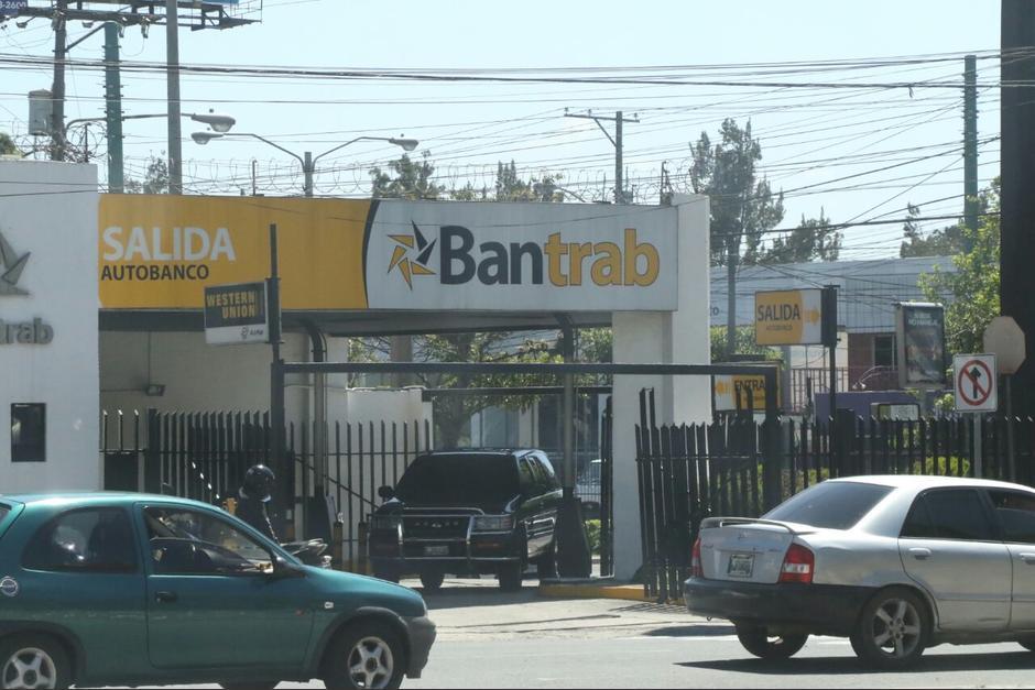 Cinco directivos de Bantrab fueron detenidos este viernes. (Foto Alejandro Balán/Soy502)
