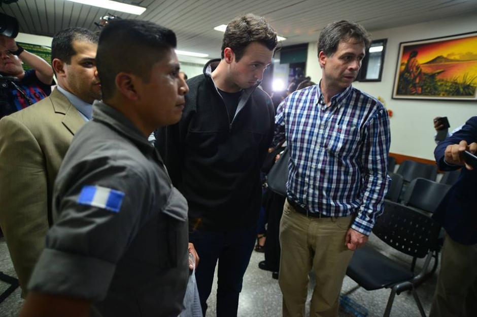 Silvia de León, juzgadora sexta de Primera Instancia Penal, ordenó arraigo y una fianza de 300 mil quetzales a Banús. (Foto: Wilder López/Soy502)