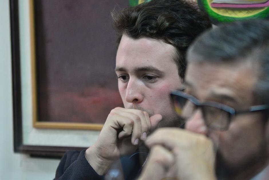 Rodrigo Banús supuesto responsable de la muerte de Juan Pablo Gularte deberá ir a prisión. (Foto: Archivo/Soy502)