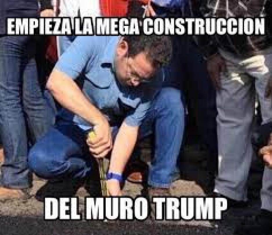 Los memes sobre las declaraciones de Jimmy Morales no esperaron. (Foto: Twitter/@ruanow1a)