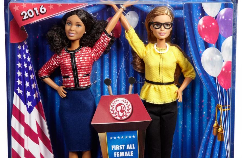 Mattel lanzó la nueva Barbie presidente que tendrá un costo de 25 dólares. (Foto: blackdollcollecting.com)