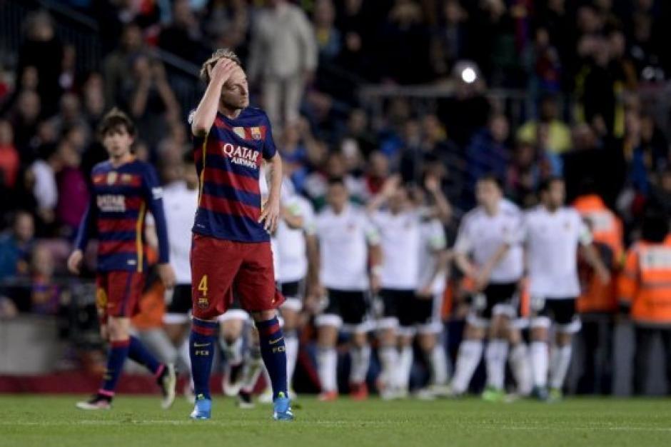 El esfuerzo del equipo no fue suficiente para ganar el partido. (Foto: elespectador.com)