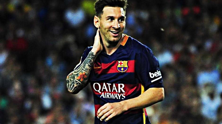 Messi abrió el marcador que finalizó con un 6-0 a favor del Barcelona. (Foto: Captura de YouTube)