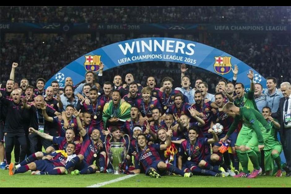 En Internet hay una petición para quitarle una Champions al Barcelona. (Foto: Archivo/Soy502)