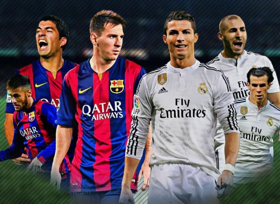 Barcelona o Real Madrid será campeón foto