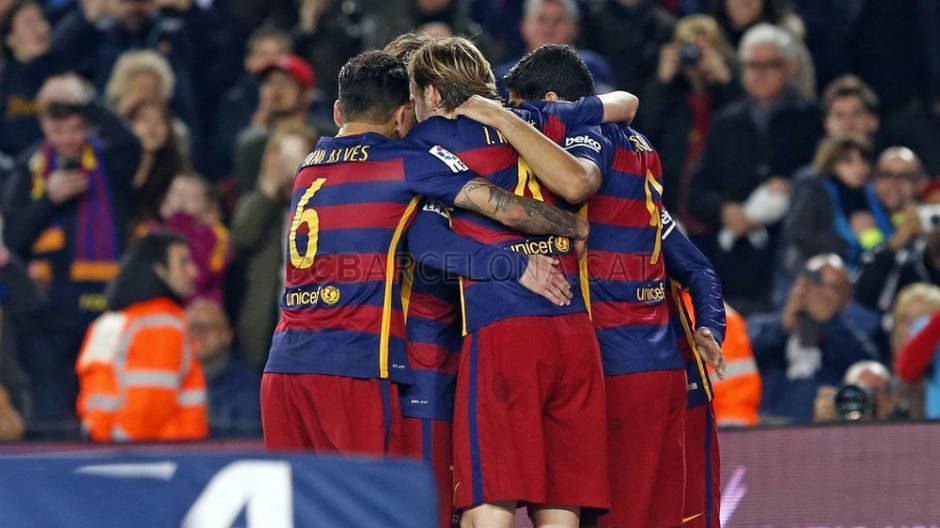 El Barcelona ha tenido una buena racha durante los últimos encuentros. (Foto: barcelona.ge)