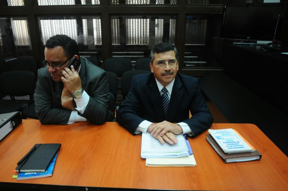 Se prevé que Barquín acepte los cargos en su contra y sea sentenciado. (Foto: Alejandro Balan/Soy502)