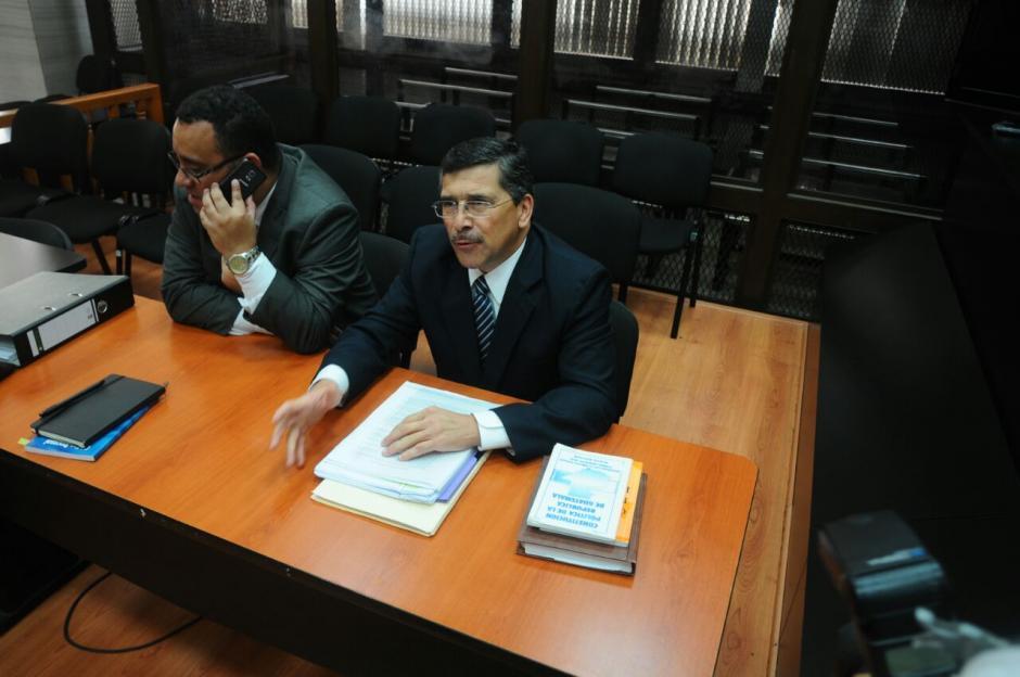 A Barquín se le acusa de Tráfico de Influencias y este aceptaría haber cometido este delito. (Foto: Alejandro Balan/Soy502)