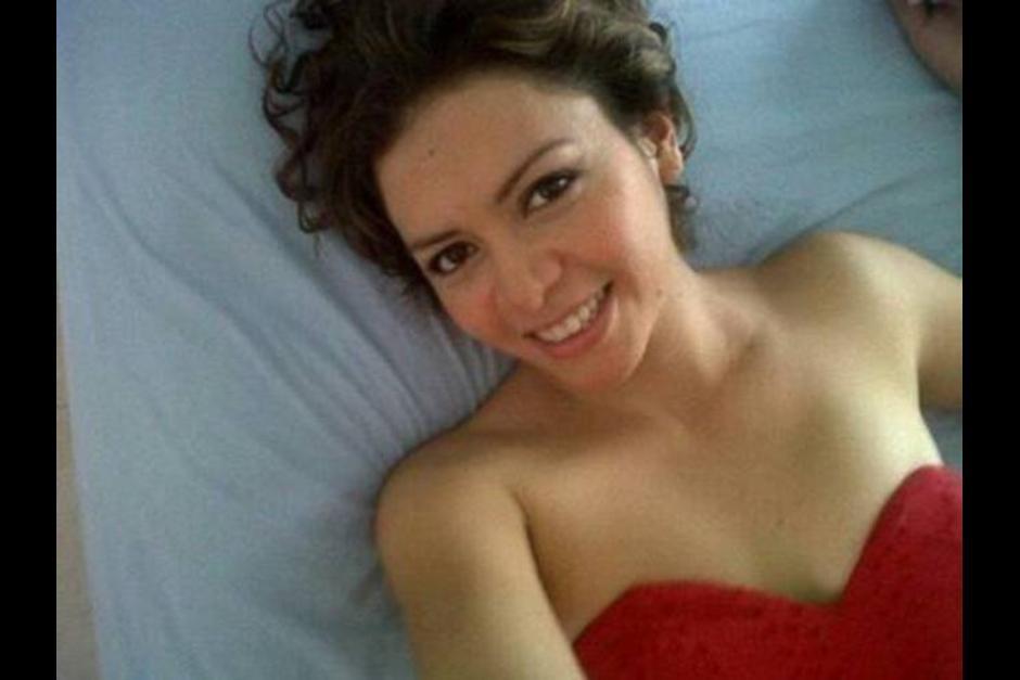 Margarita Meléndez fue la novia de Roberto Barreda en México, (Foto: Archivo)