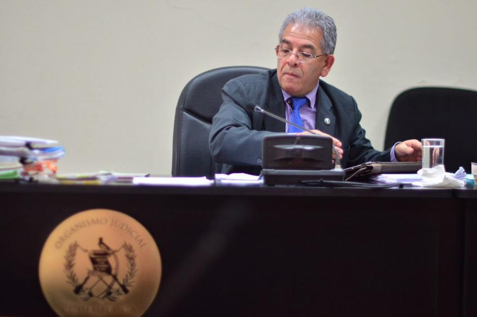 """El Juez Miguel Ángel Gálvez admitió que una """"médium"""" declare en el caso contra Roberto Barreda. (Foto: Jesús Alfonso/Soy502"""