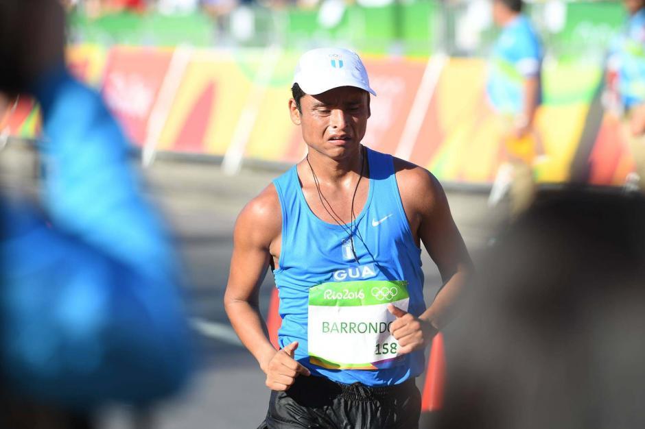 Barrondo no competirá en los 50 kilómetros marcha, del próximo viernes. (Foto: Aldo Martínez/Nuestro Diario)