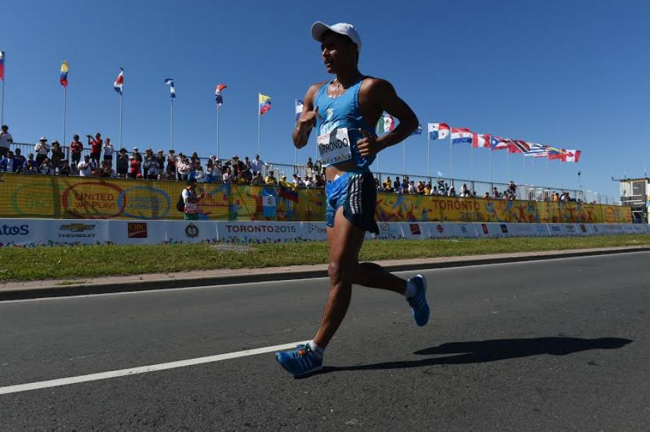Barrondo fue descalificado durante el último kilómetro de la prueba de marcha