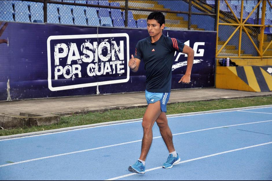 El marchista competirá en las pruebas de 20 y 50 kilómetros. (Foto: Archivo/Soy502)