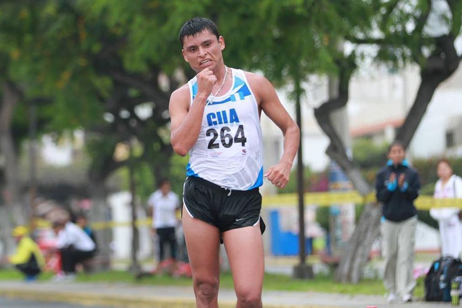 Barrondo es el único guatemalteco que ha ganado una medalla olímpica. (Foto: Archivo/Soy502)