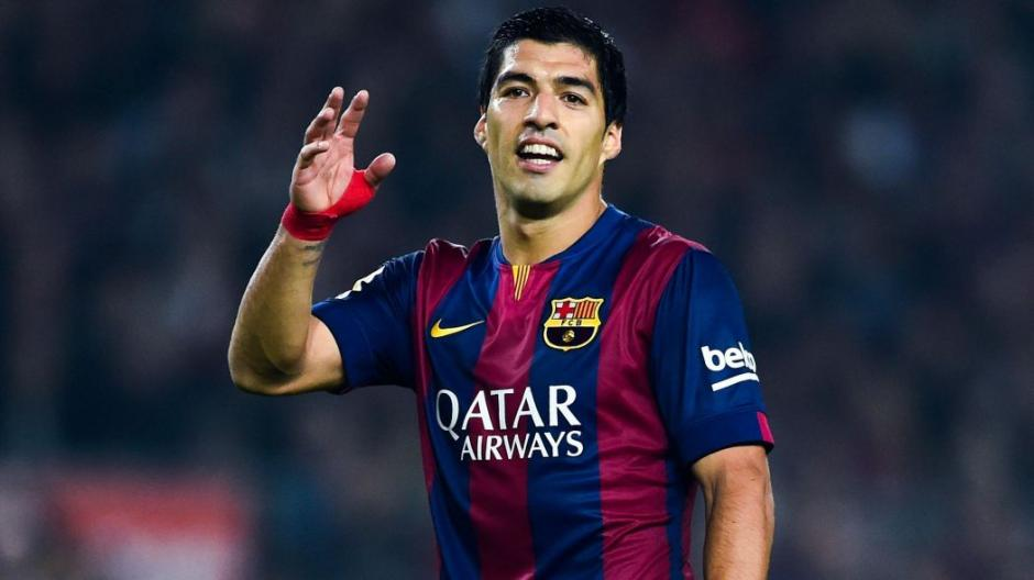 Suárez suma ya 34 goles en La Liga. (Foto: canaldenoticia.com)