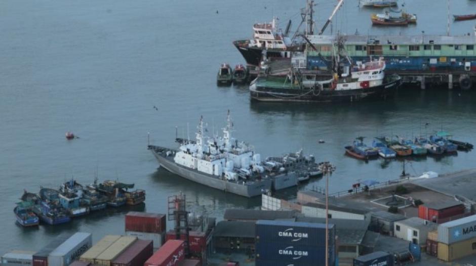 Pescadores peruanos permanecieron retenidos por autoridades chilenas por pescar en zona en controversia limítrofe /Foto: Diario El Comercio