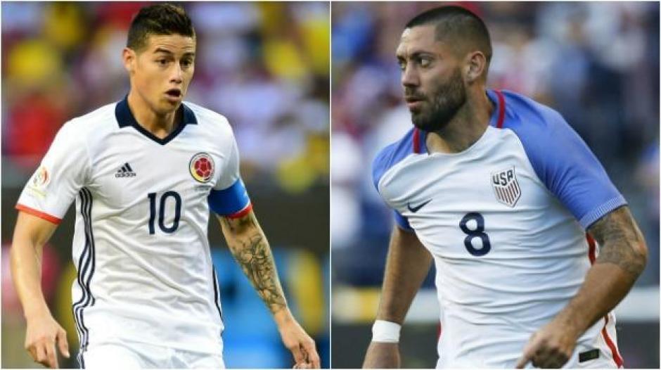 Colombia - Estados Unidos por el tercer lugar copa américa