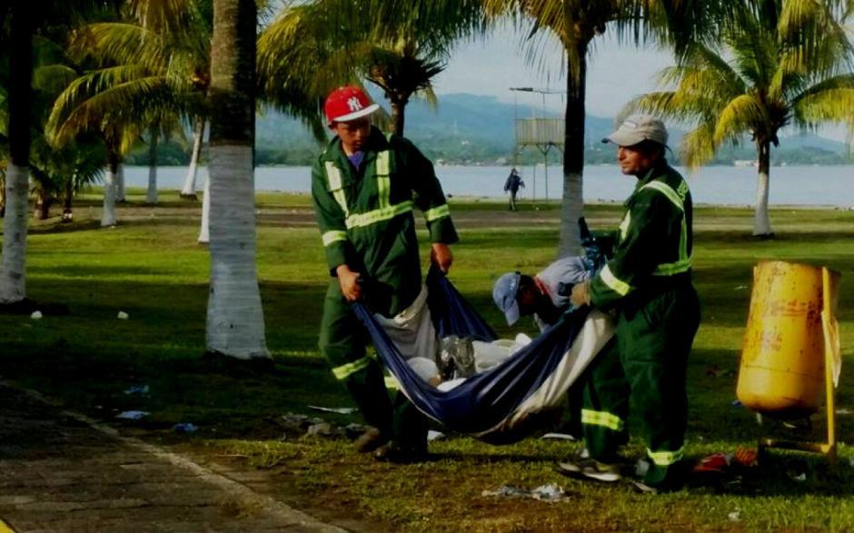 Autoridades hondureñas afirman que este problema afecta al turismo local. (Foto: Tiempo Digital)