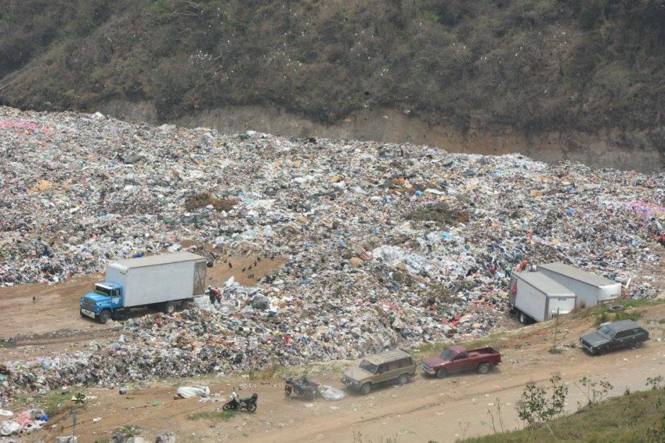 El vertedero de Villanueva colapsó hace meses y además ahora va a recibir el doble de su capacidad. (Foto: Facebook/Muni Villanueva)
