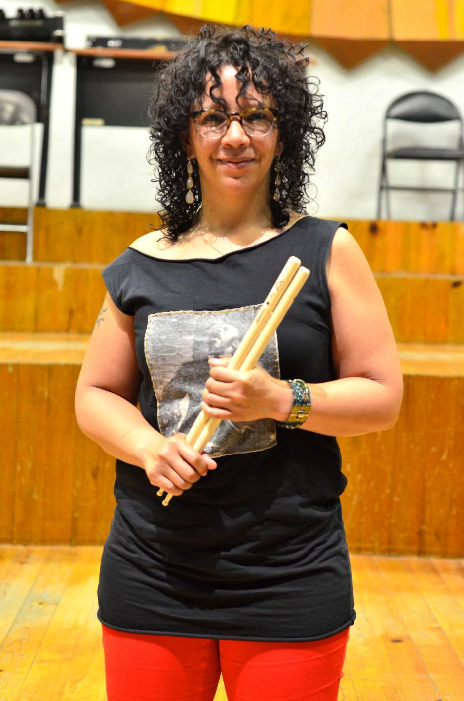 La compositora es embajadora cultural del Departamento de Estado de EE.UU. (Foto: Selene Mejía/Soy502)