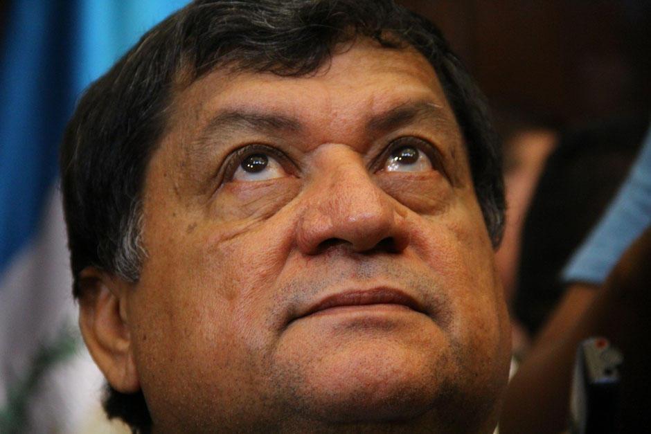 El exdiputado Baudilio Hichos fue condenado por tráfico de influencias y asociación ilícita. (Foto: Archivo/Soy502)