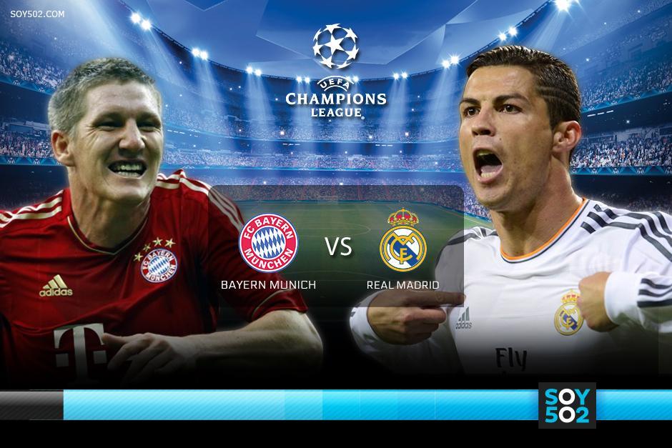 """El Bayern Munich, la """"bestia negra"""" del Real Madrid, recibe a los merengues en Alemania en el juego de vuelta de semifinales de la Champions"""