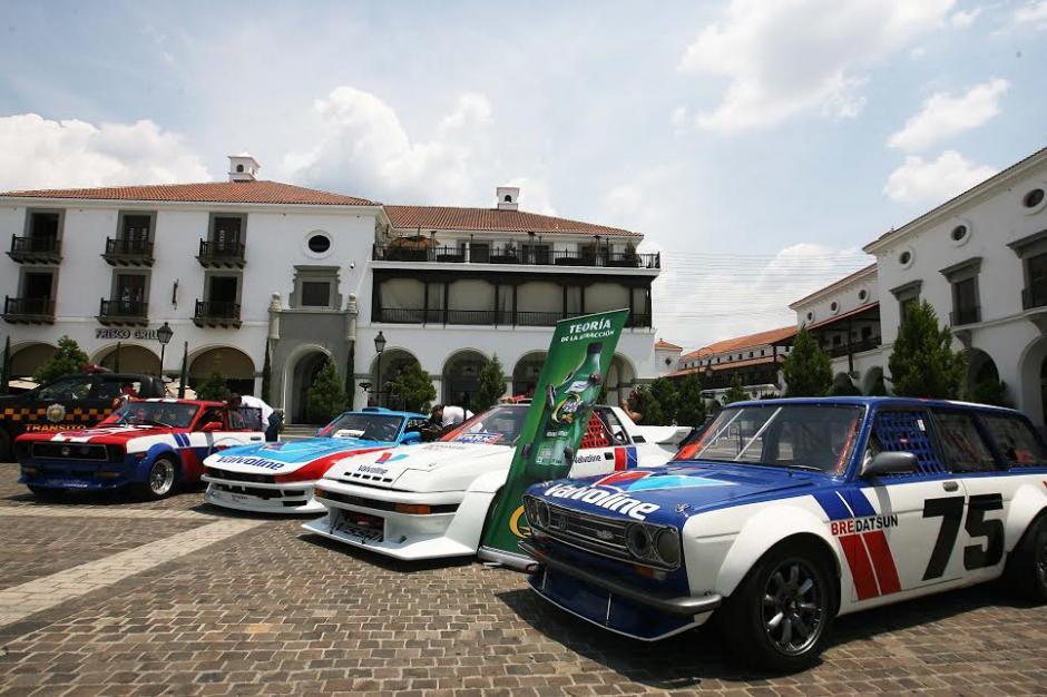 La categoría vintage promete muchas promociones en el Nacional de Automovilismo. (Foto: César Pérez)