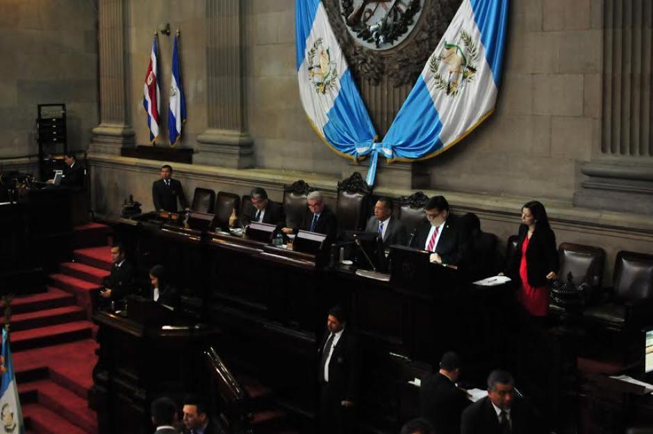 El Ministerio Público solicitó antejuicio contra siete diputados, entre ellos Luis Rabbé. (Foto: Archivo/Soy502)