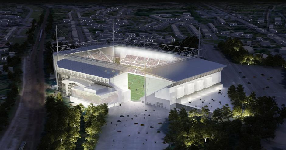En el Bollaert-Delelis también se jugará un partido de octavos de final. (Foto: absolut-sport.com)